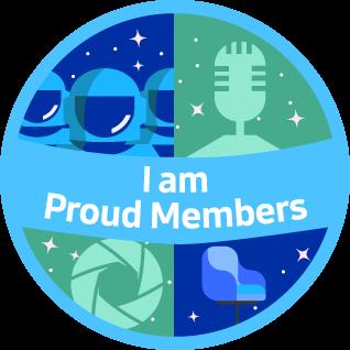 I Am Proud Members