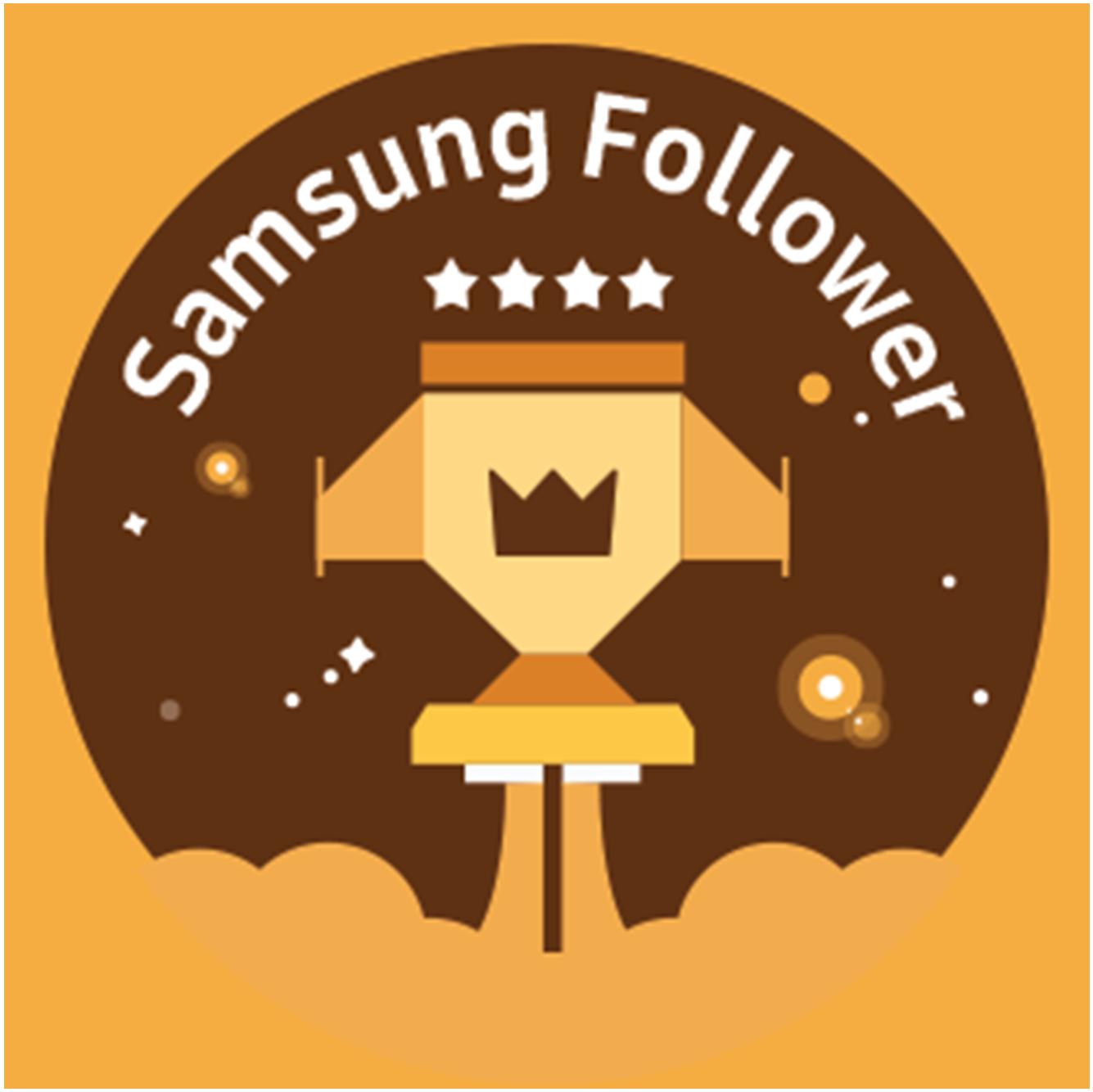 Samsung Follower