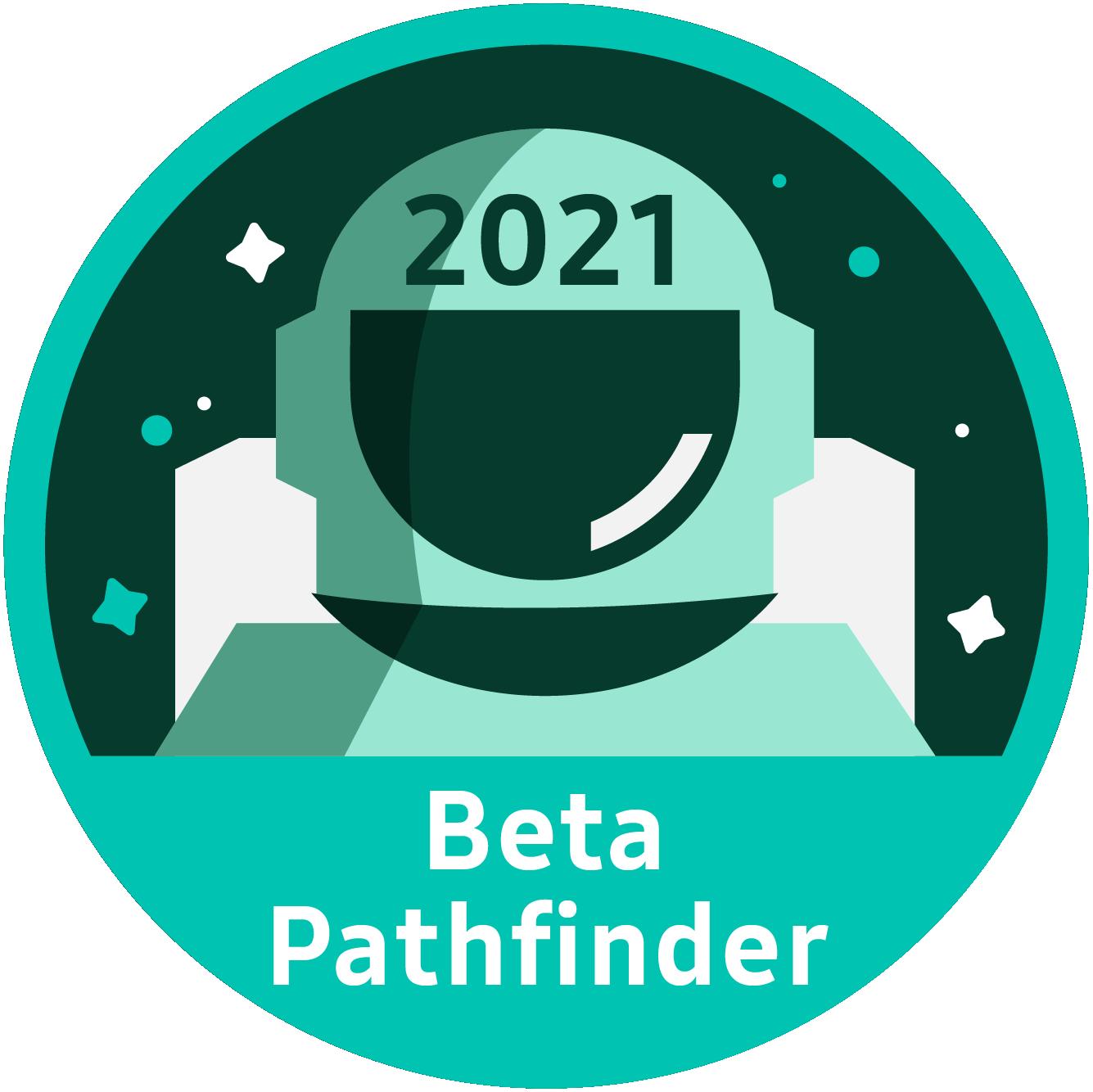 Beta Pathfinder 2021