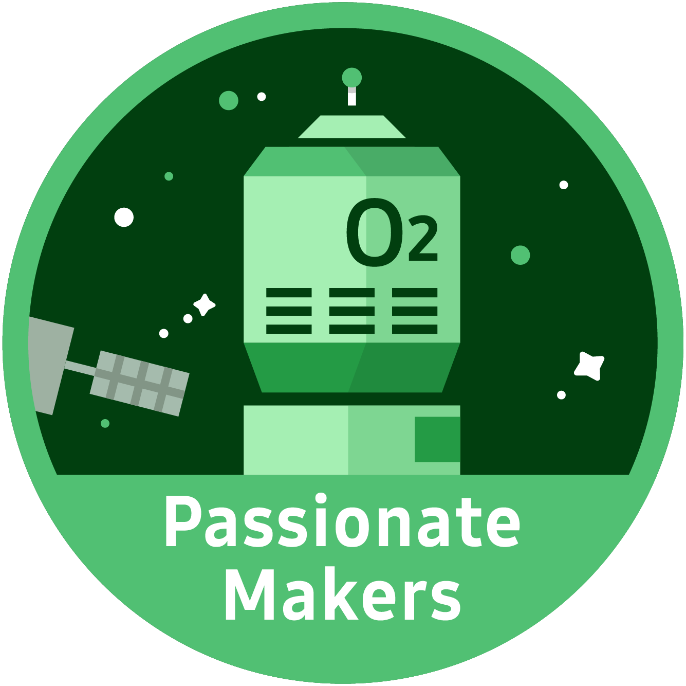 Passionate Makers
