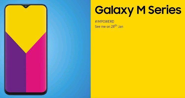 Wallpaper Poster Promosi Iklan Samsung Galaxy M20 Samsung Members