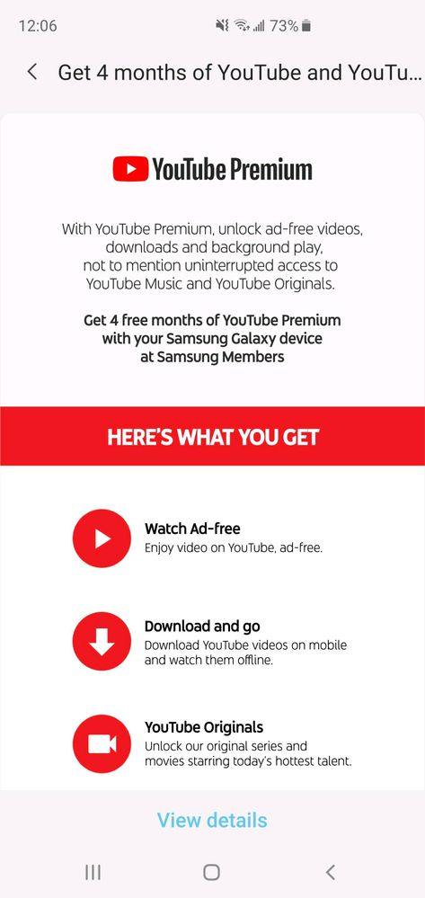 youtube red free trial 4 months