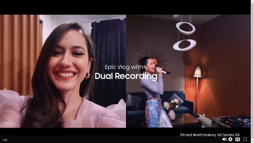 Dual Recording