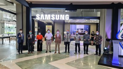 President Director Samsung Indonesia & Erajaya