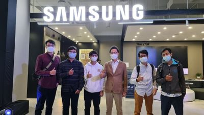 President Director Samsung Indonesia & SMI