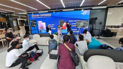 Samsung Sessions bersama Audrey Singgih (paman Gabriel & Galaxy Master).