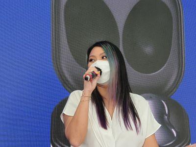 Audrey Singgih (Angelic moment)
