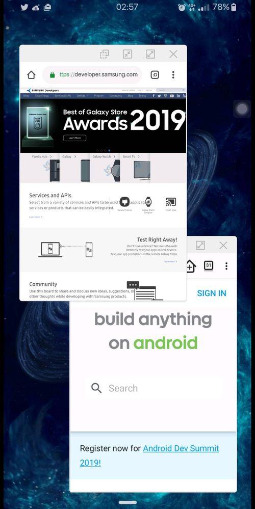 TIPS] Cara Membuat Multiwindow Pada Android Pie