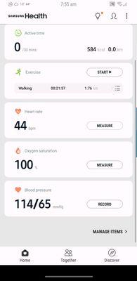 Samsung Health 6 0 Available apk mirror - Samsung Global US
