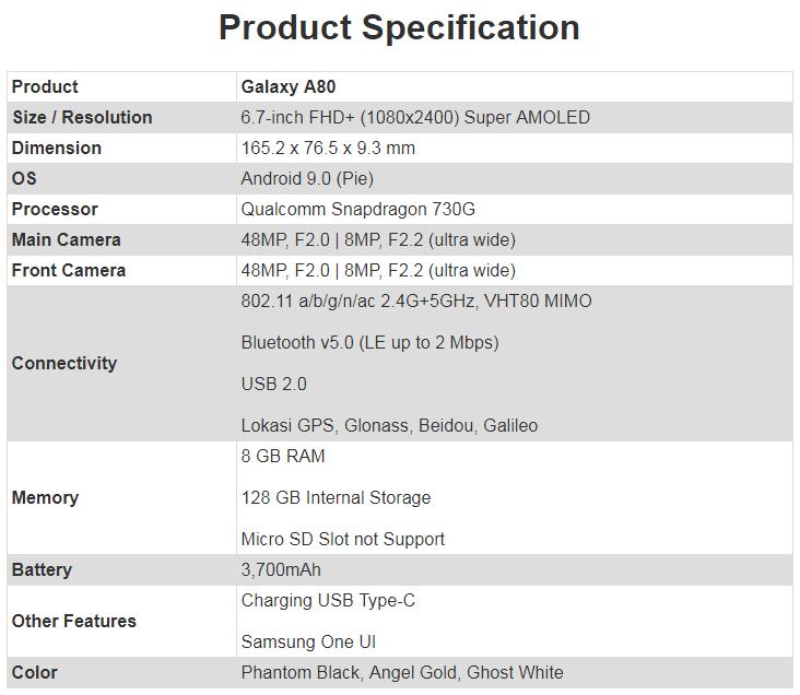 ProdSpec A80.png
