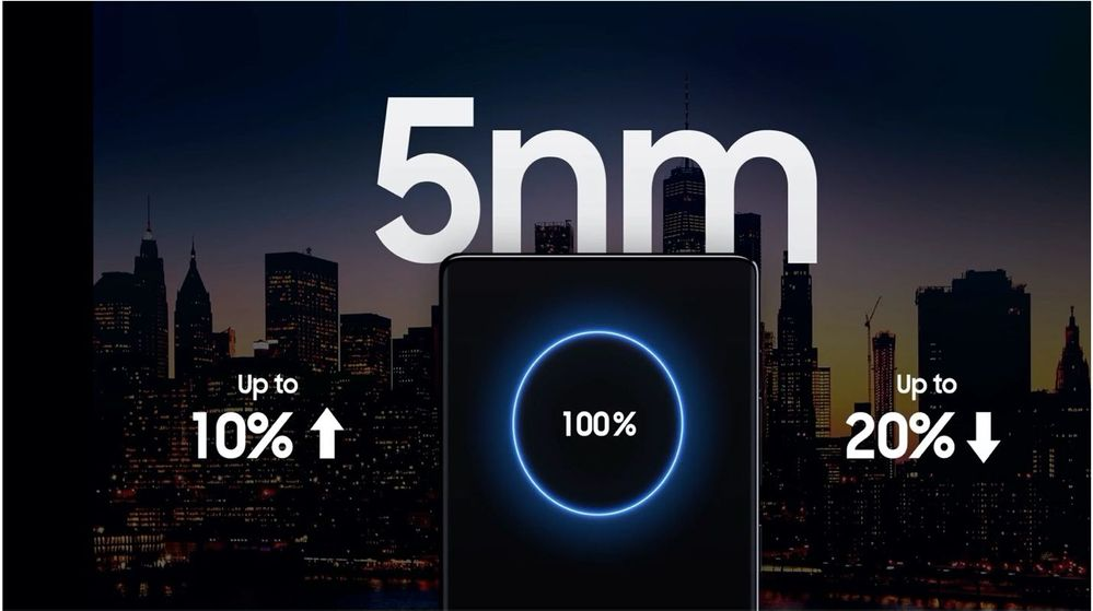 5nm: Kinerja naik , penggunaan daya turun
