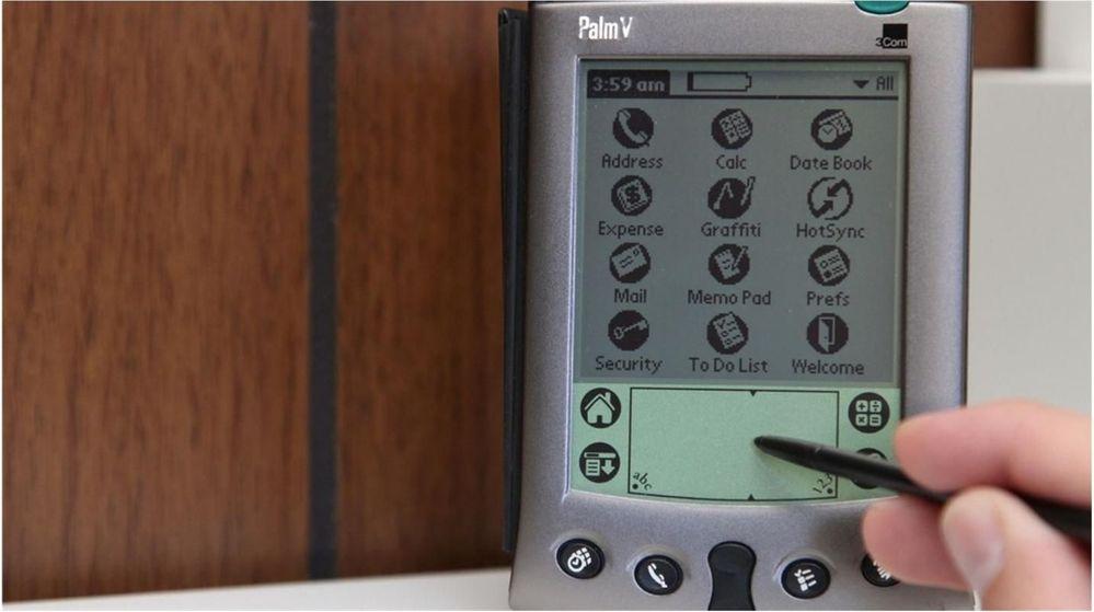 PDA Palm V