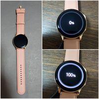Galaxy Watch Active2充電
