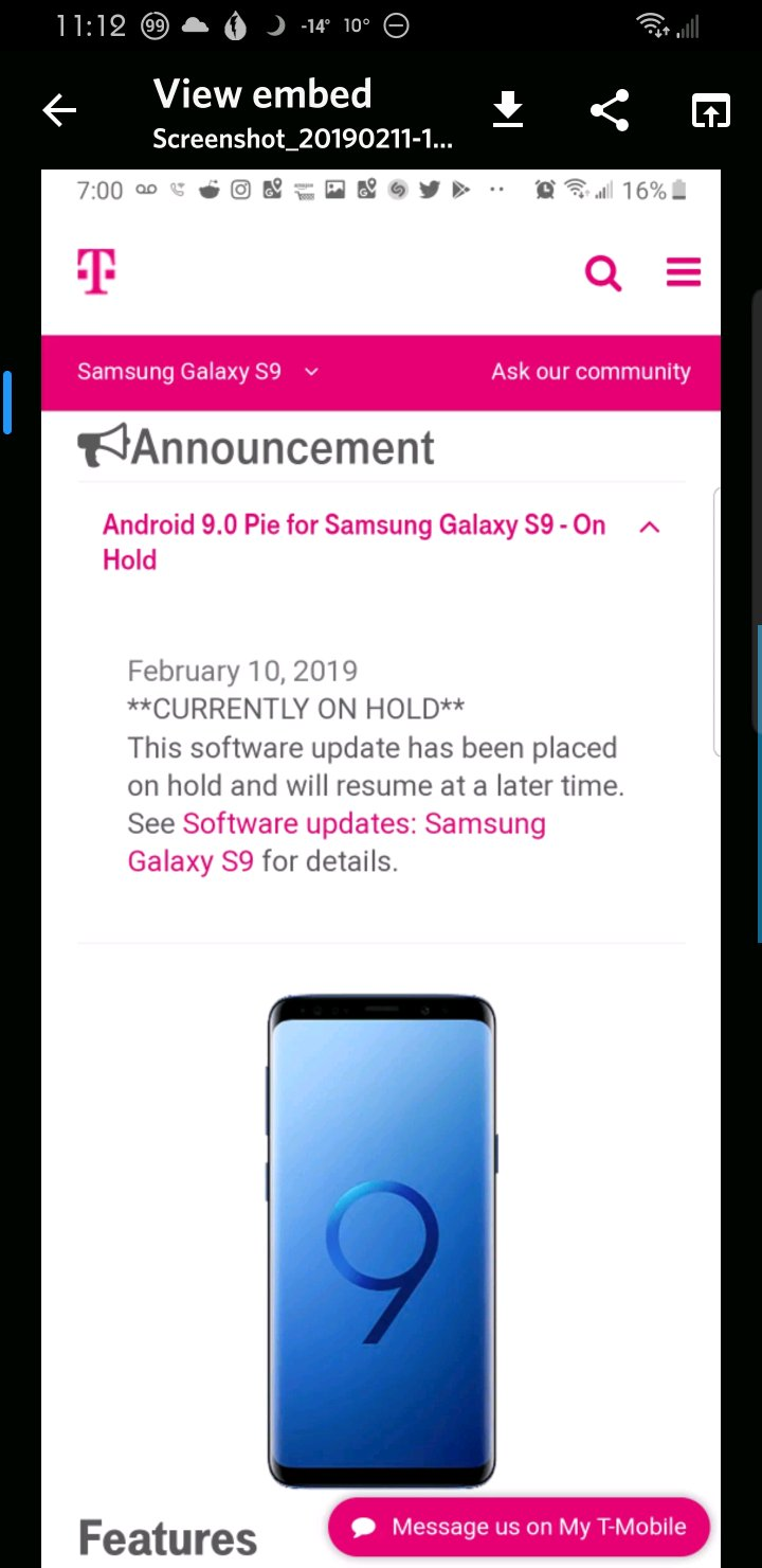 Samsung Messages and Google RCS availability? - Samsung Global US