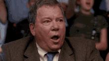 Crédito: Reprodução Tenor Dodgeball Movie GIF - Dodgeball Movie William Shatner - Discover & Share GIFs (tenor.co