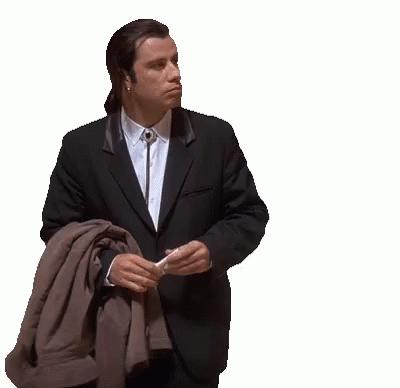 Crédito: Reprodução Tenor Confused John Travolta GIF - Confused John Travolta What - Discover & Share GIFs (tenor.com)
