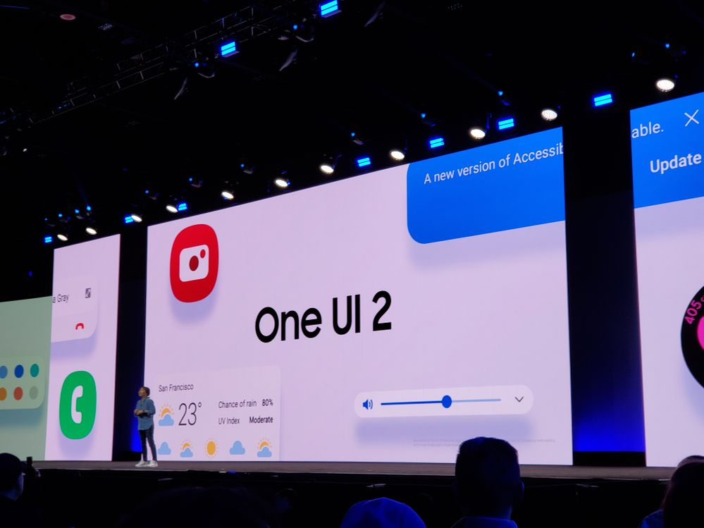 SDC2019 Keynote - One UI 2.0 - Sally Hyesoon Jeong