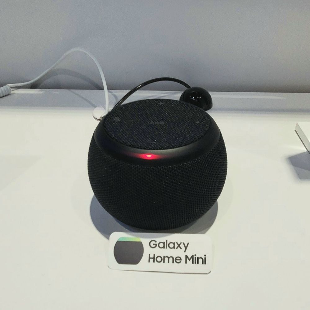 Samsung Galaxy Home Mini spotted in the Tech Square