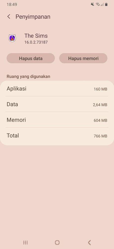 cara memindahkan data internal ke