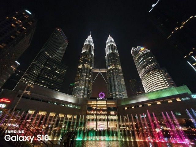 KLCC , Kuala Lumpur - Malaysia