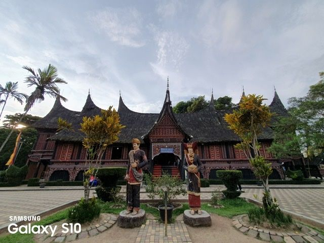 Rumah Gadang, Bukittinggi - Indonesia